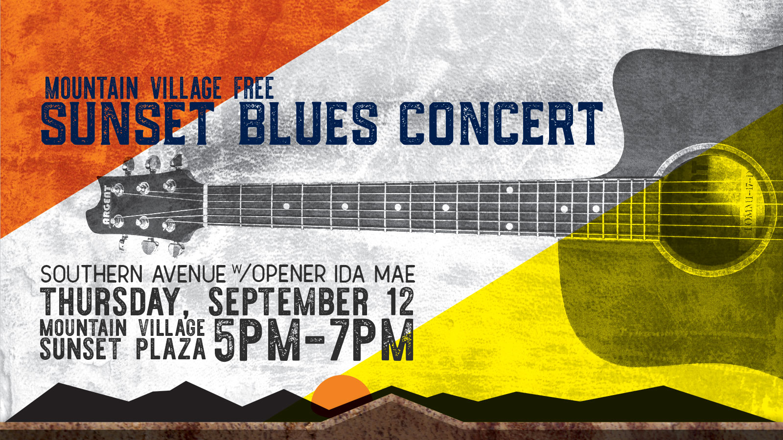 Sunset Blues Concert