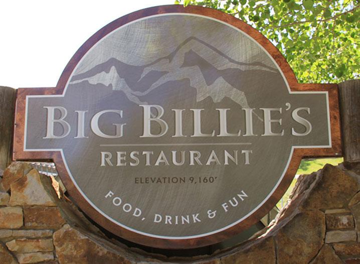 Big Billie's