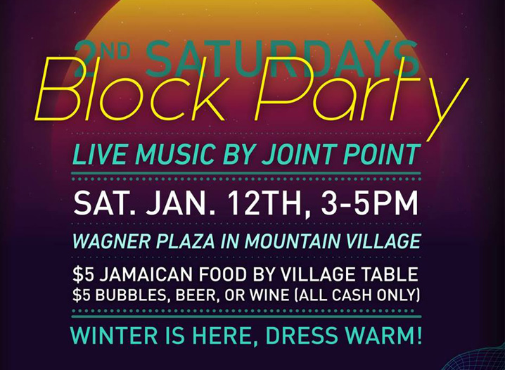 Wagner Block Party
