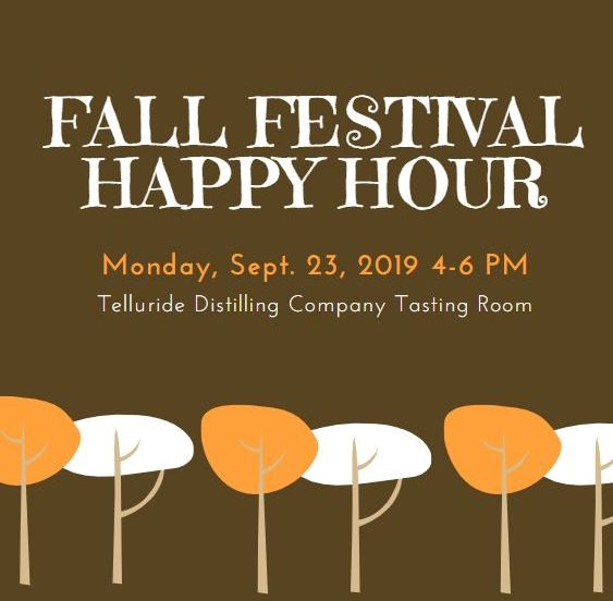 Fall Festival Happy Hour