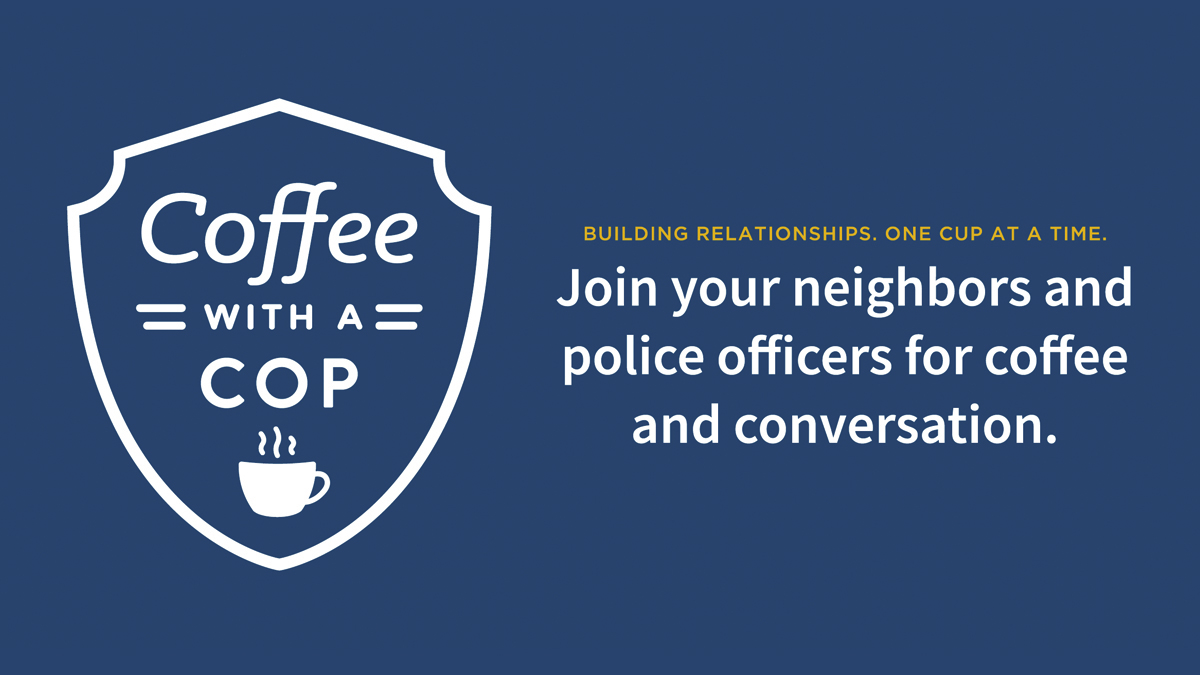 Coffee with a Cop Blog