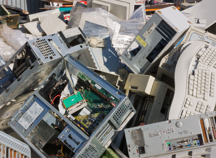 Electronic Waste Recycle