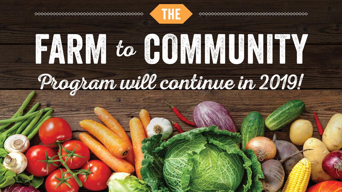 Farm to Community Blog