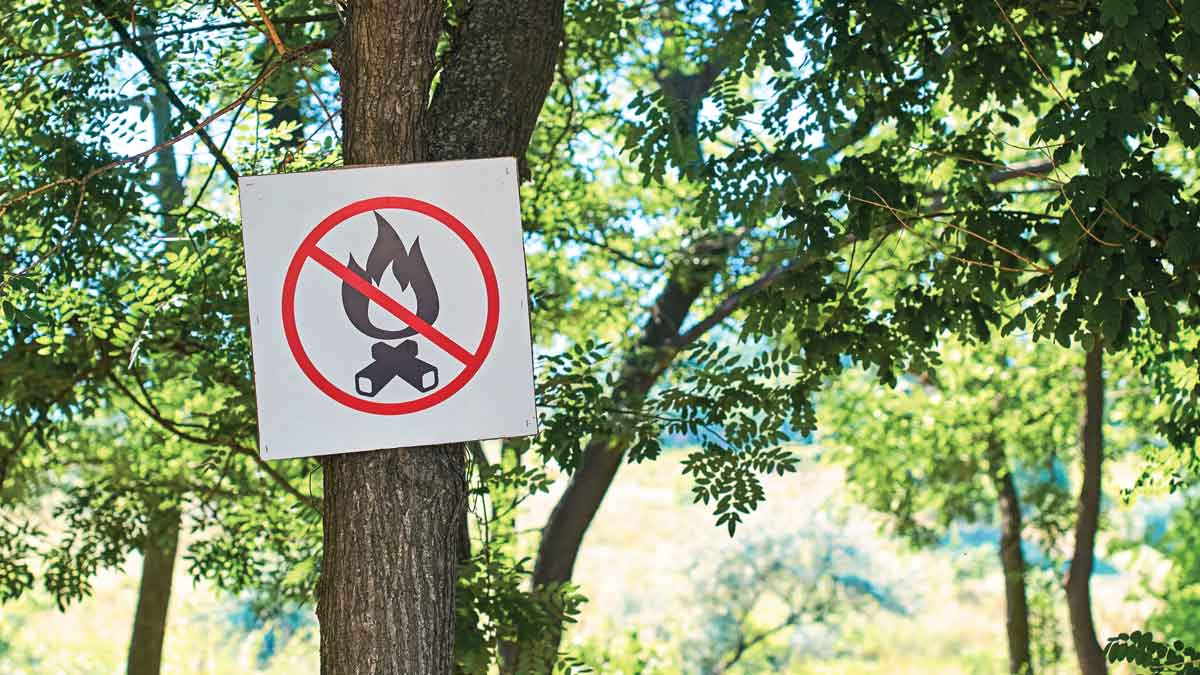 Fire Restrictions Blog