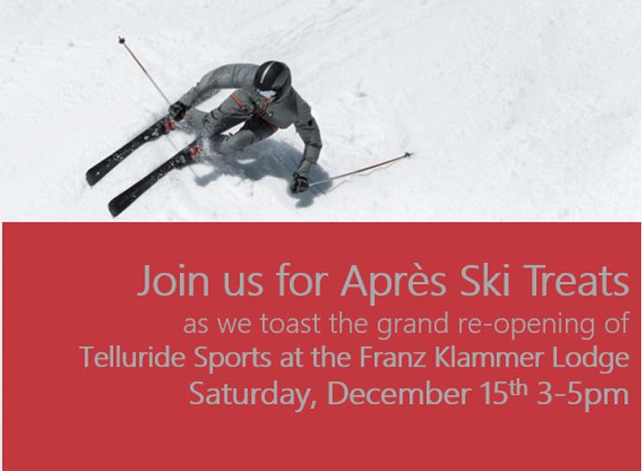Telluride Sports Franz Klammer
