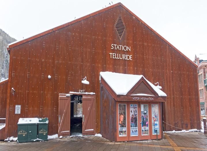 Station Telluride Gondola Closure