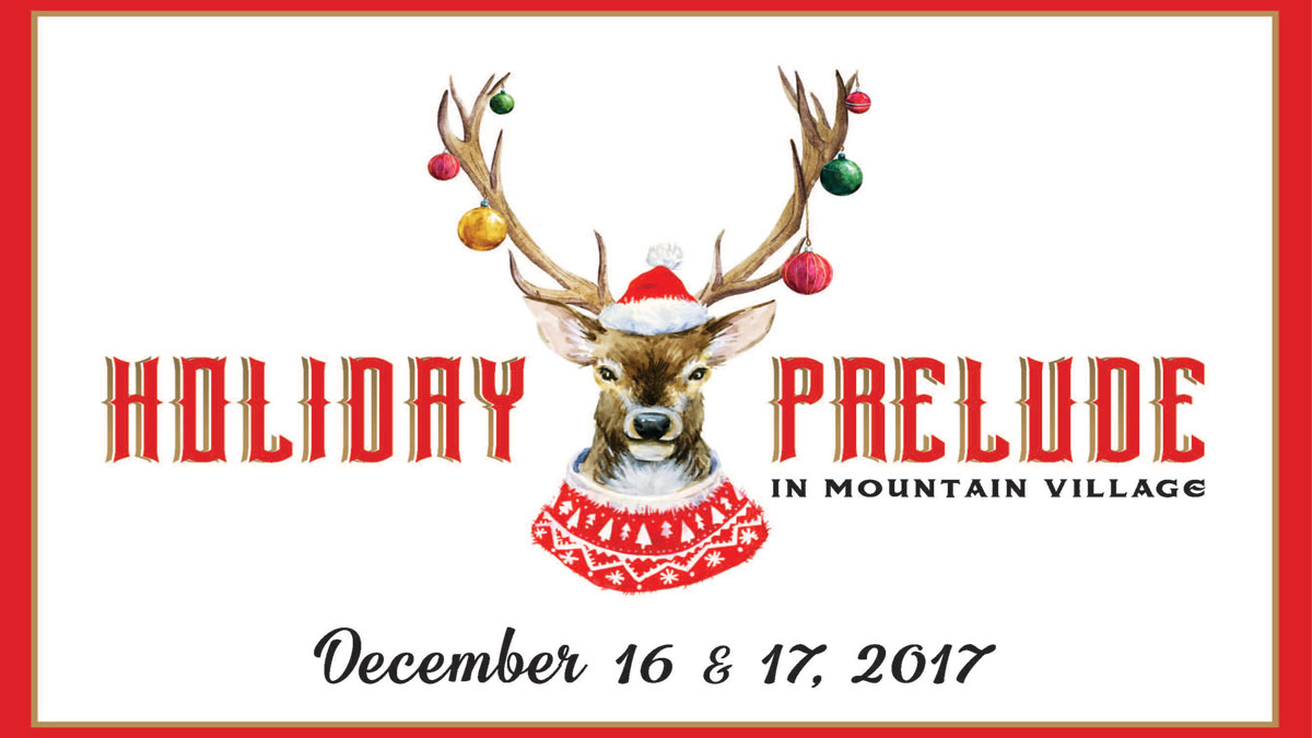 Holiday Prelude 2017 Blog