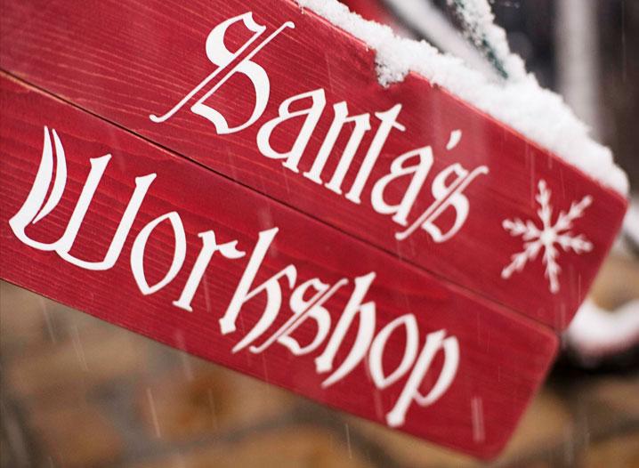 Holiday Prelude Santa's Workshop