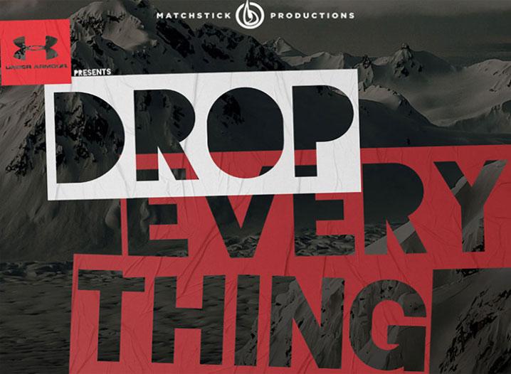 Matchstick Drop Everything