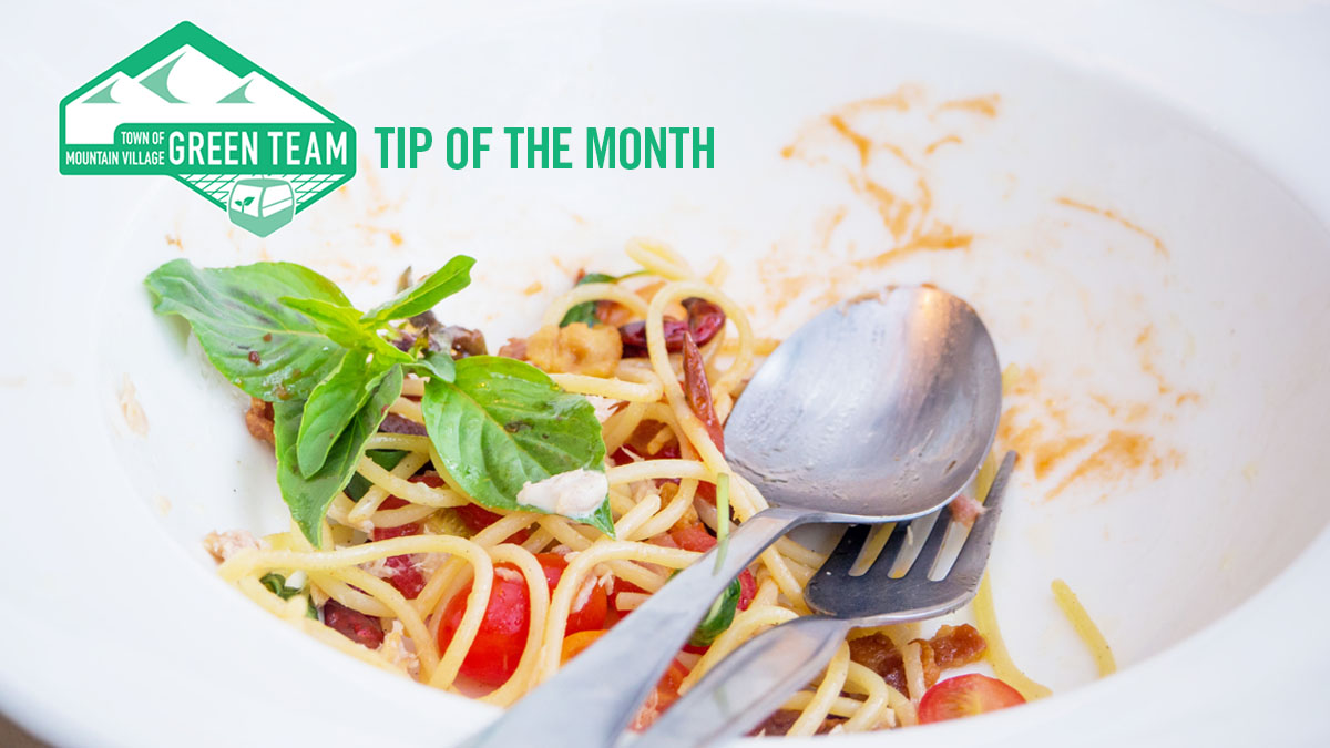 May Green Tip of the Month