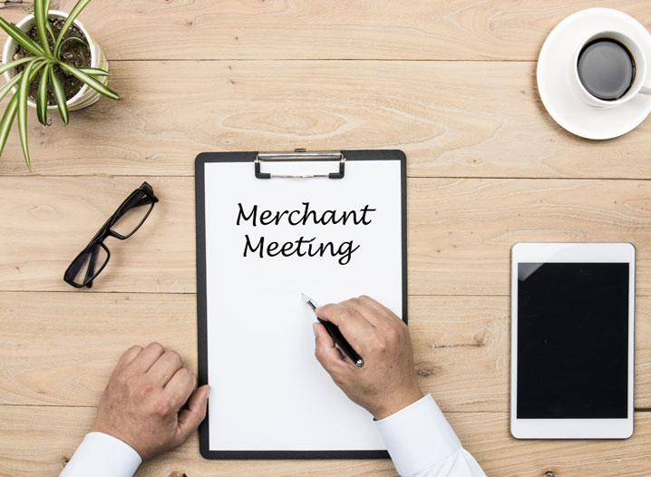 Merchant Meeting