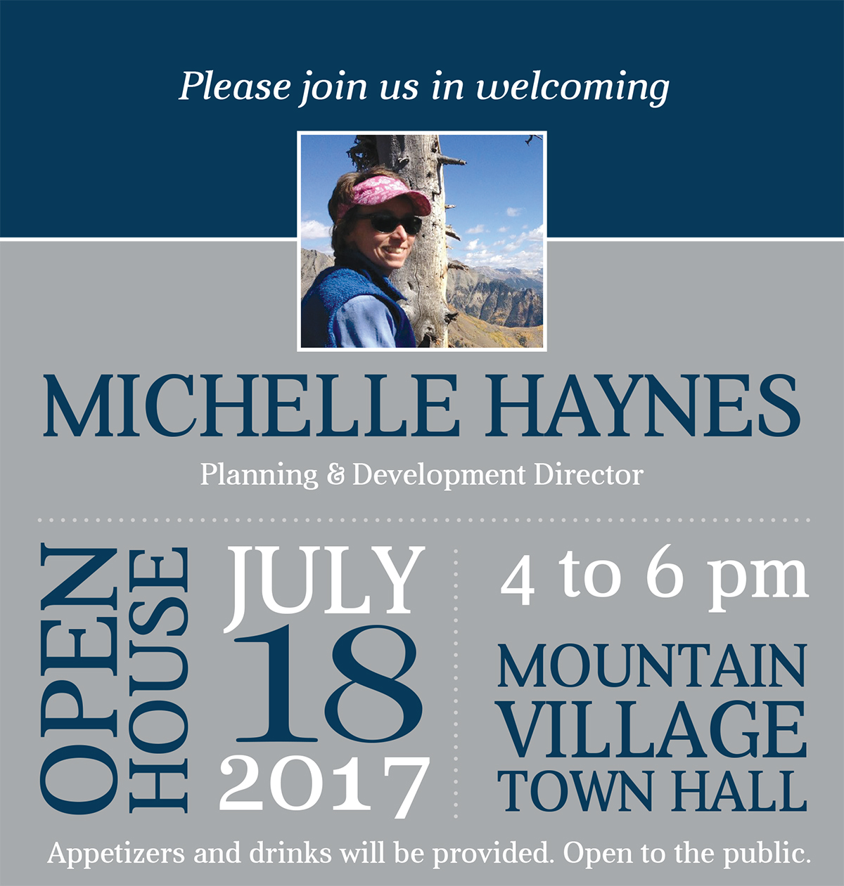 Michelle Haynes Open House