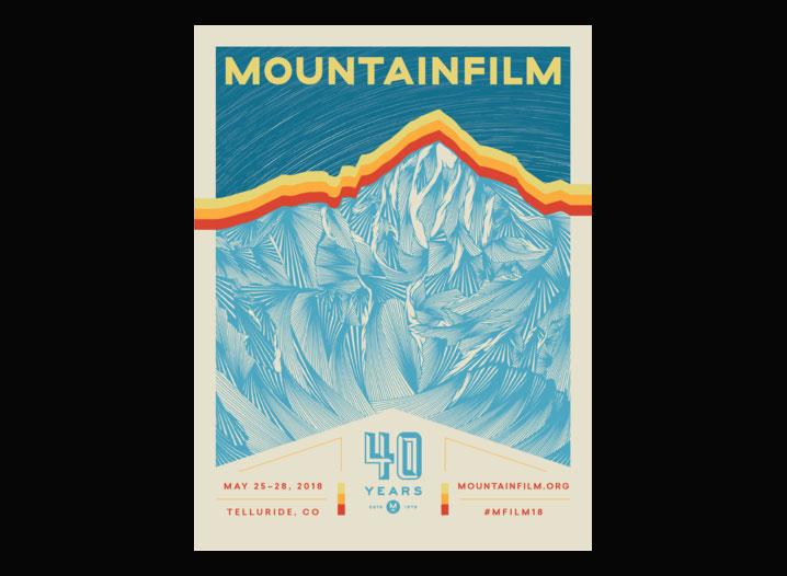Mountain Film Poster 2018