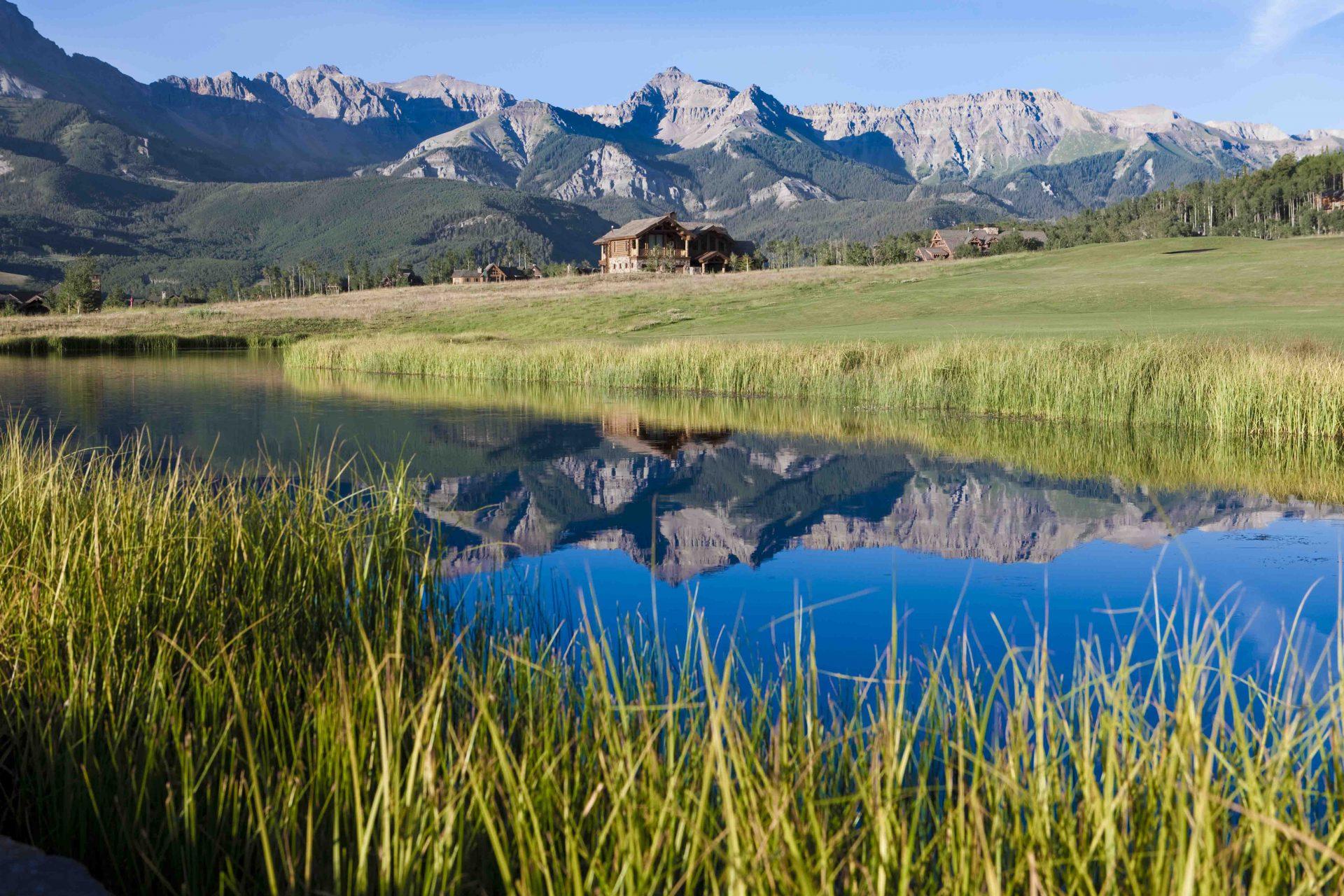 Mountain Village Scenic