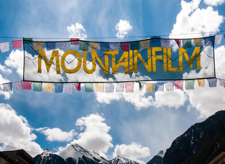 Mountainfilm Banner