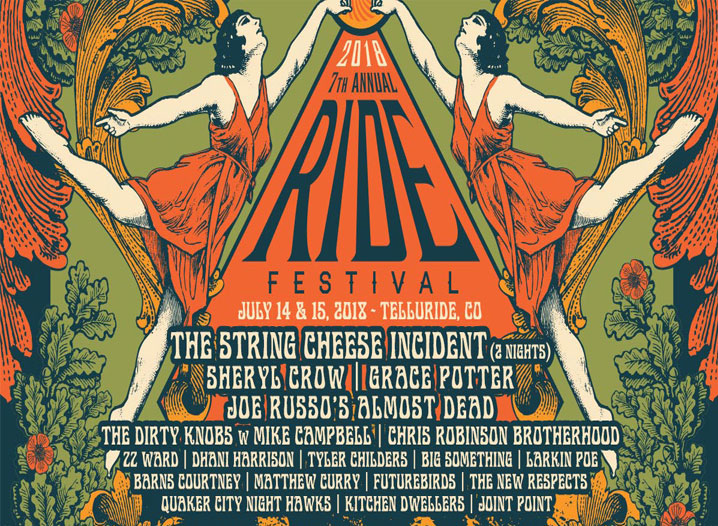 RIDE Festival 2018 Event