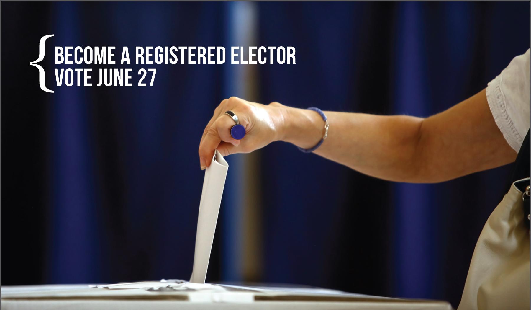 Registered Elector 2017