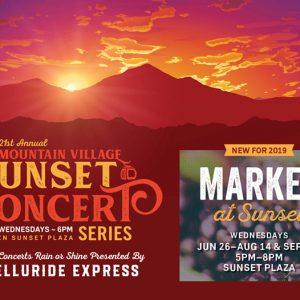Sunset Concert & Market