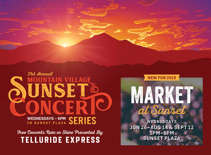 Sunset Concert & Market