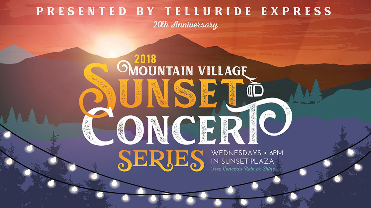 Sunset Concert Series 20th Anniversary Blog