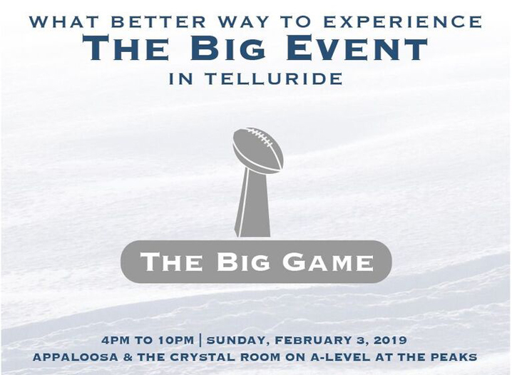 Super Bowl at the Peaks