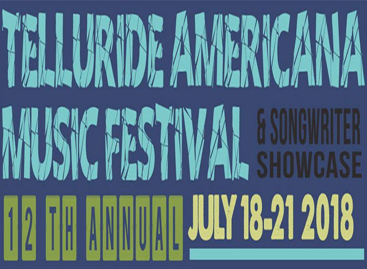 Telluride Americana Festival 2018 Event