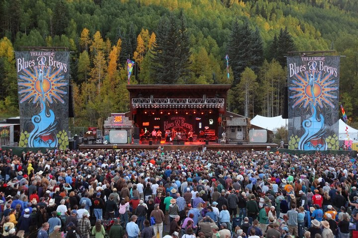Telluride Blues and Brews Festival