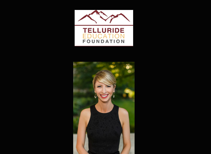 Telluride Education Foundation Amy Cuddy