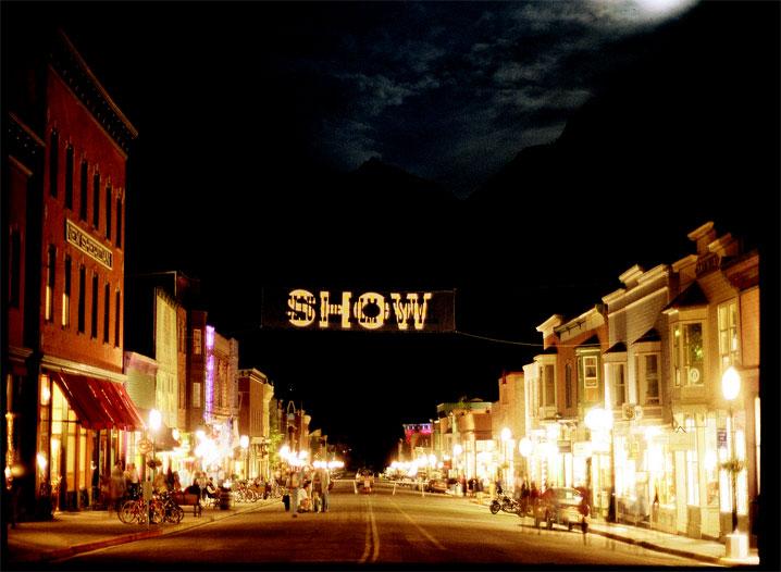 Telluride Film Festival SHOW Event