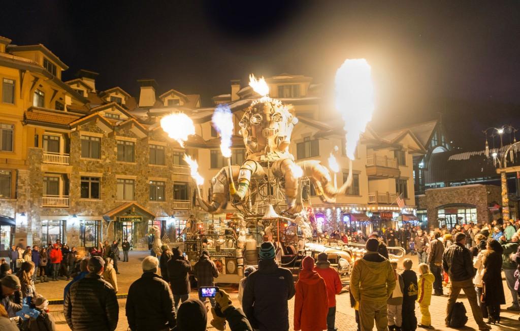 Фестиваль огня 7 8 января