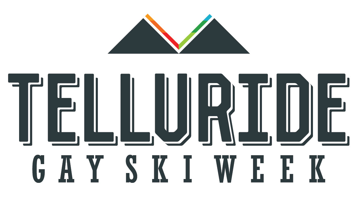 Telluride Gay Ski Week Logo