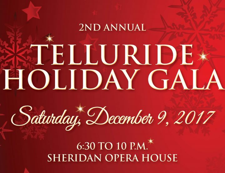 Image result for telluride holiday gala