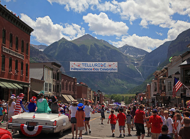 Telluride Independence Day Event