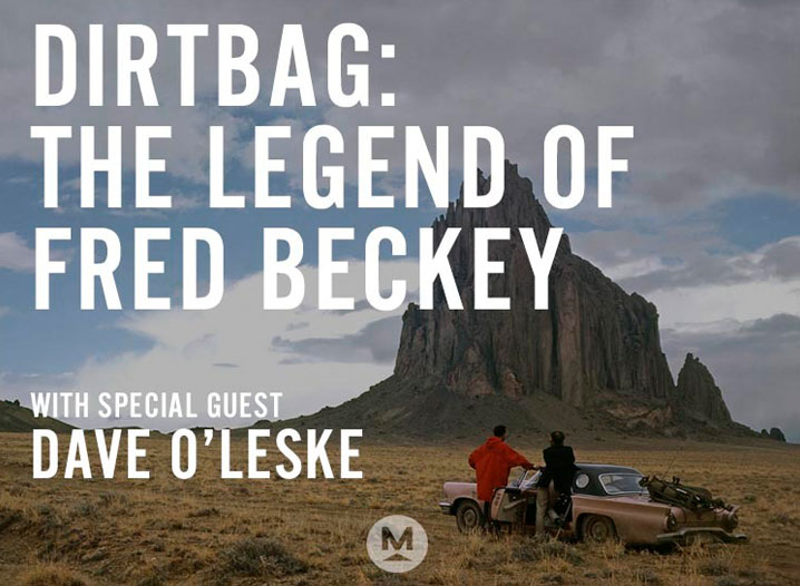 The Legend of Fred Beckey