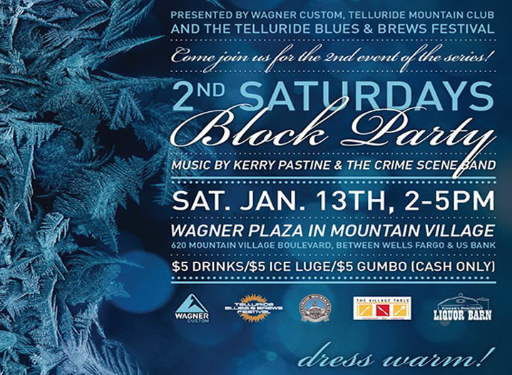 Wagner Block Party January 2018