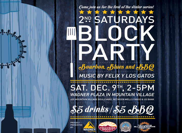 Wagner Block Party December