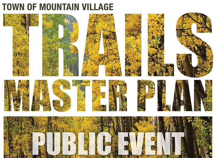 Trails Master Plan Event