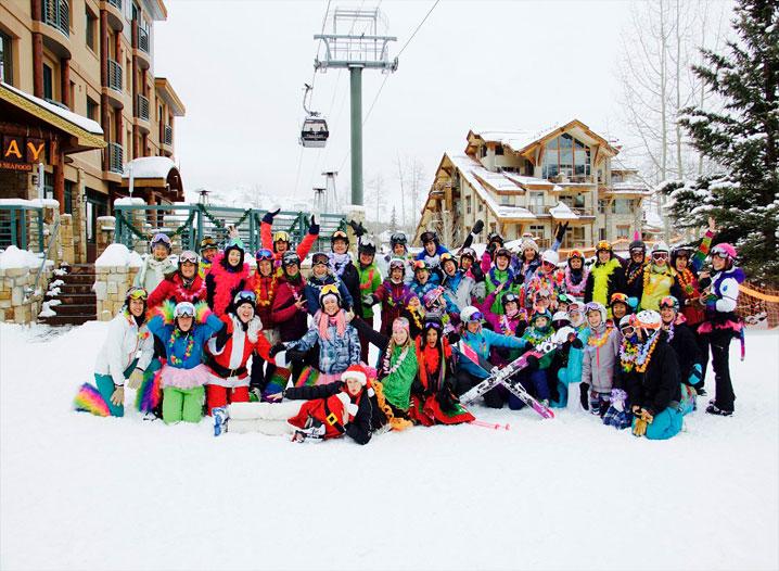 Women's Ski and Wellness Week