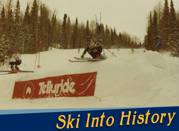 Ski Into History