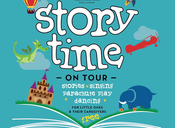 Story Time On Tour